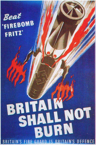Firebomb Fritz: scary...