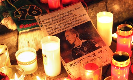 Robert Enke: A Sporting Tragedy