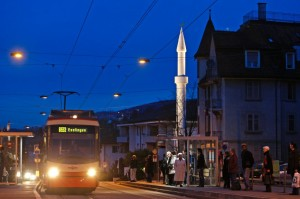 No more ICBMs on the streets of Zürich...?