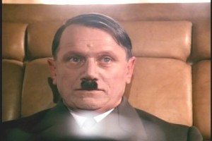 Steven Berkoff as the silliest Adolf Hitler in the history of celluloid...